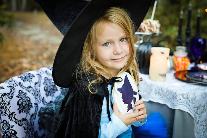 Witches' Brew Halloween Tea Party on Kara's Party Ideas | KarasPartyIdeas.com (19)
