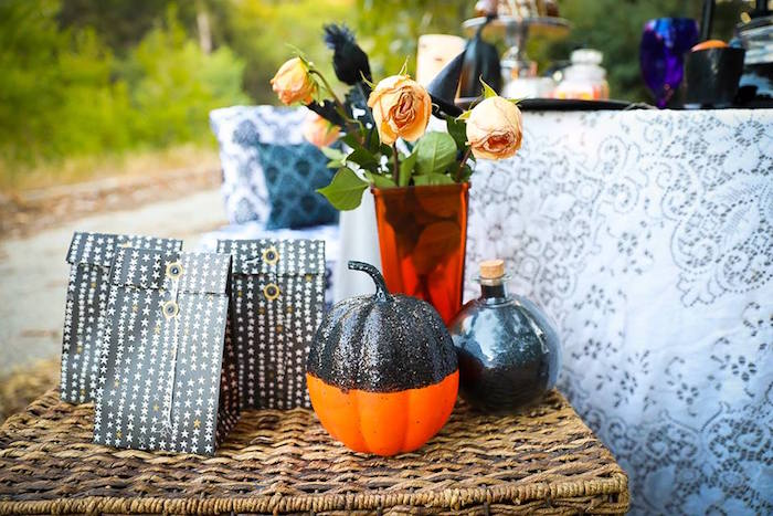 Details from a Witches' Brew Halloween Tea Party on Kara's Party Ideas | KarasPartyIdeas.com (16)