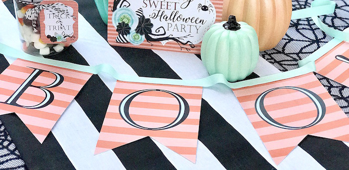 Wickedly Sweet Halloween Costume Party on Kara's Party Ideas | KarasPartyIdeas.com (1)