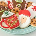 """Cookies for Santa"" Christmas Party on Kara's Party Ideas | KarasPartyIdeas.com (1)"