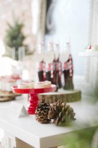 """Let it Snow"" Christmas Party on Kara's Party Ideas   KarasPartyIdeas.com (17)"