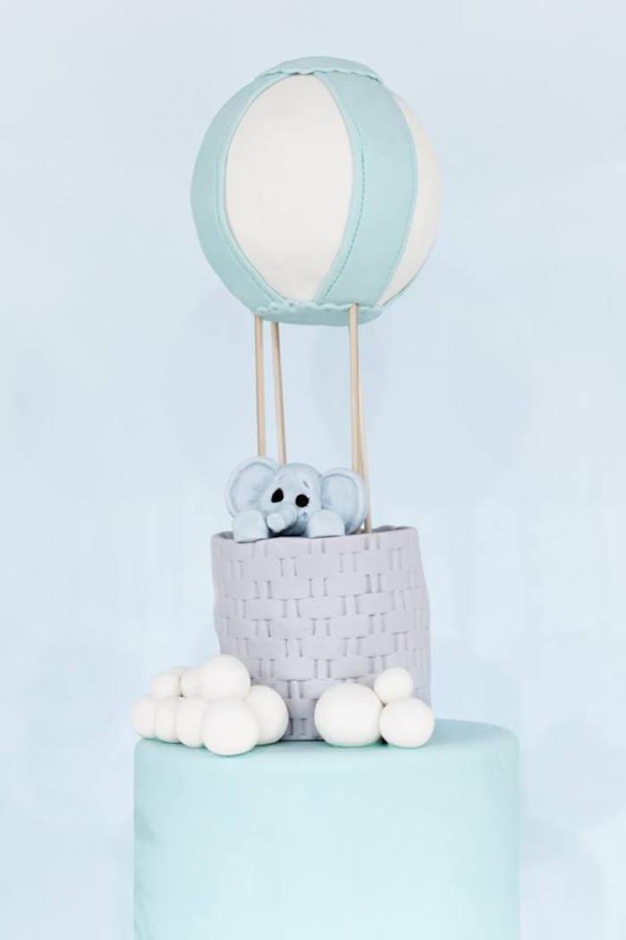 Balloon Themed Cake Pops
