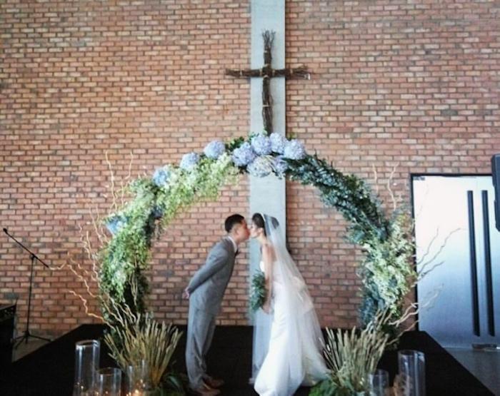 Atlantis + Ocean Inspired Wedding on Kara's Party Ideas | KarasPartyIdeas.com (2)