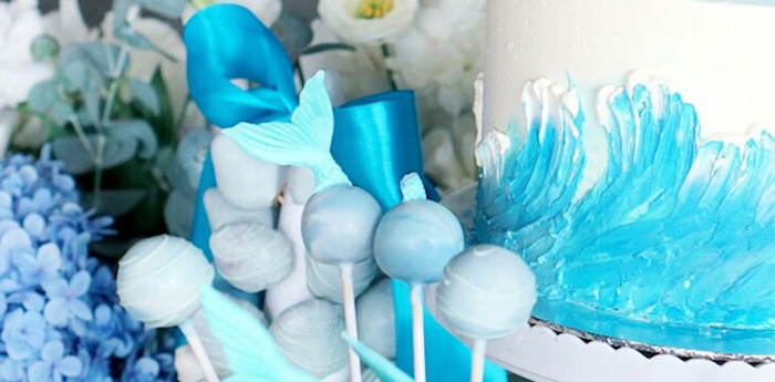 Atlantis + Ocean Inspired Wedding on Kara's Party Ideas | KarasPartyIdeas.com (1)