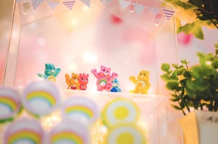 Care Bears from a Care Bear Birthday Party on Kara's Party Ideas | KarasPartyIdeas.com (5)