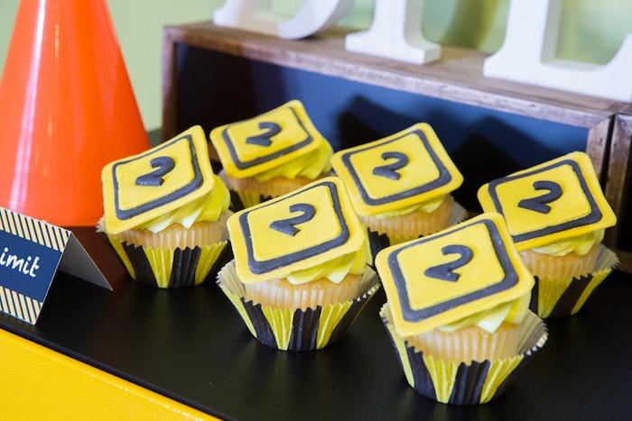 Construction 2nd Birthday Party on Kara's Party Ideas | KarasPartyIdeas.com (9)