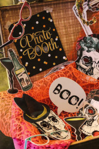 Photo BOOth props from a Day of the Dead Halloween Party on Kara's Party Ideas | KarasPartyIdeas.com (17)