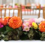 Elegant Floral Bridal Shower Brunch on Kara's Party Ideas | KarasPartyIdeas.com (1)
