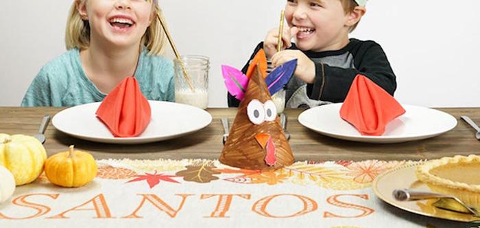 FREE Thanksgiving Hat Printable Crafts on Kara's Party Ideas   KarasPartyIdeas.com (1)