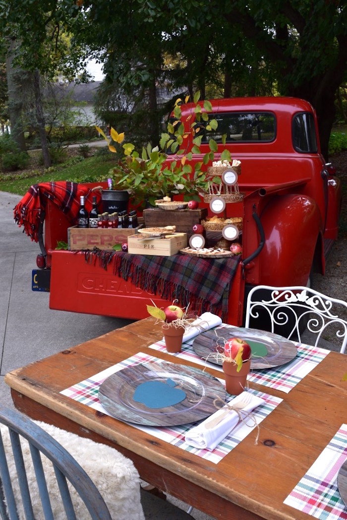 Fall Tailgate Party on Kara's Party Ideas | KarasPartyIdeas.com (12)