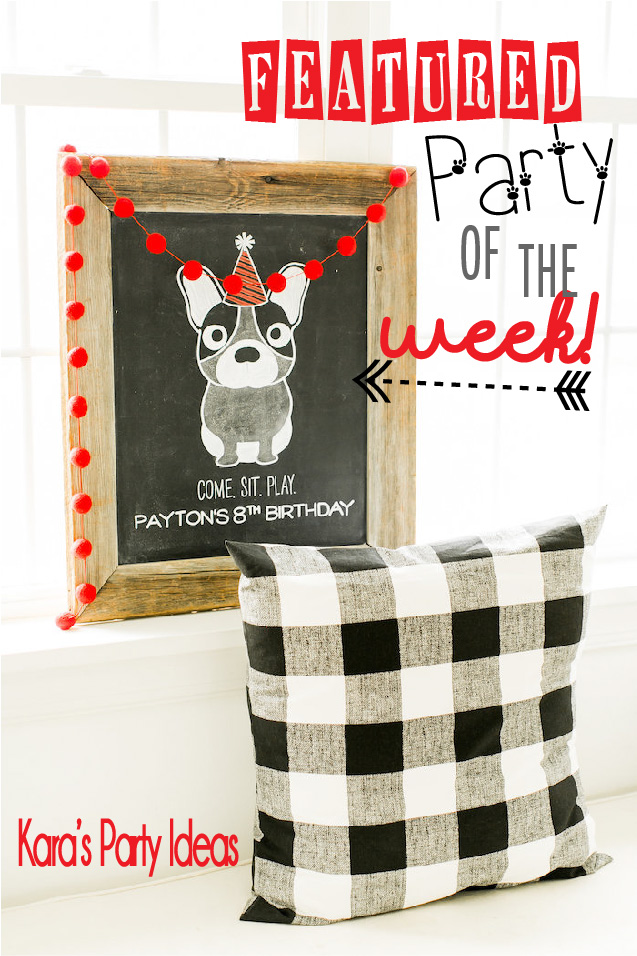Featured Party of the Week: Pet Adoption Birthday Party | Kara's Party Ideas | Pet Party Ideas | Kids Party Ideas | Animal Party Ideas #animalbirthdayparty #puppyparty #karaspartyideas #girlspartyideas #boypartyideas