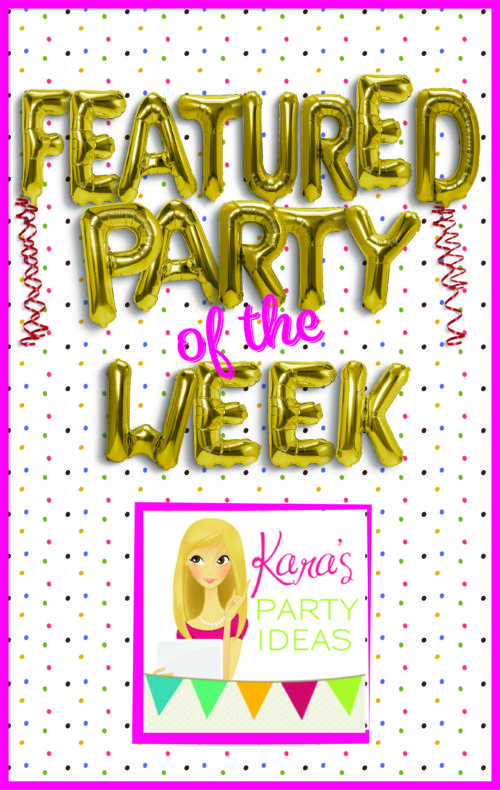 Trolls Party | Trolls Party Ideas | Featured Party of the Week: Trolls Disco Party | Kara's Party Ideas #featuredparty #trollsparty #trollspartyideas #girlsparty #KPI