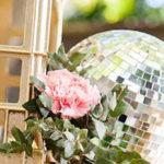 Floral Disco Party on Kara's Party Ideas   KarasPartyIdeas.com (4)