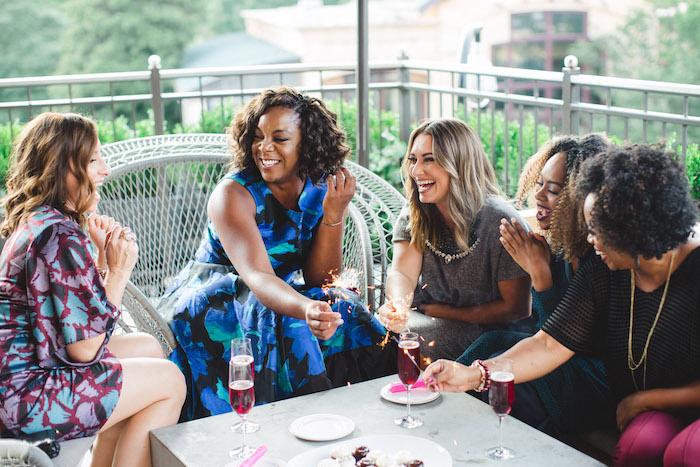Glam Holiday Progressive Dinner on Kara's Party Ideas | KarasPartyIdeas.com (4)