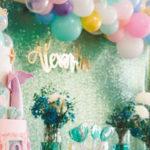 Glamorous Under the Sea Birthday Party on Kara's Party Ideas | KarasPartyIdeas.com (4)