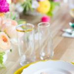Lisa Frank Inspired Rainbow Party on Kara's Party Ideas | KarasPartyIdeas.com (4)