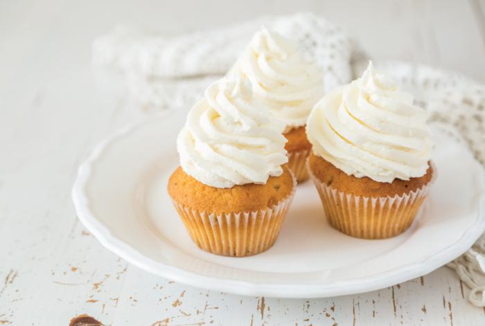 Kara's Party Ideas Melting Snowman Cupcake Recipe | Kara's ...
