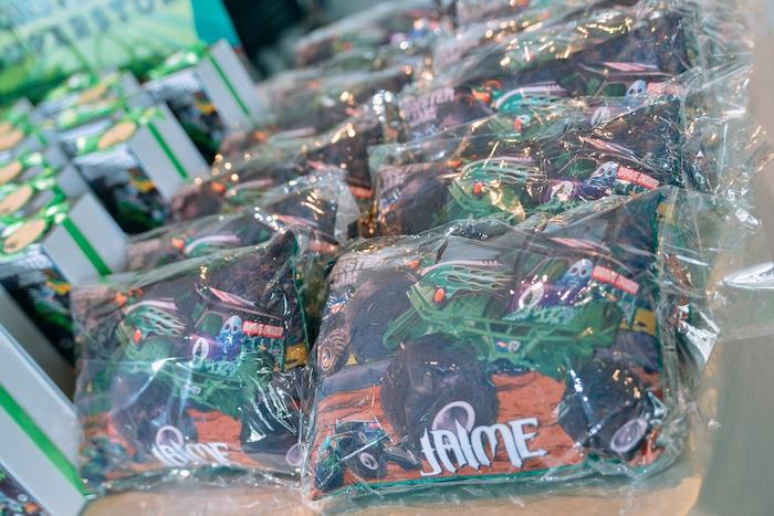 Kara S Party Ideas Monster Truck Monster Jam Birthday Party Kara S Party Ideas