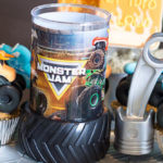 Monster Truck Monster Jam Birthday Party on Kara's Party Ideas | KarasPartyIdeas.com (2)