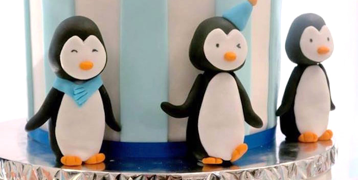 Penguin Party on Kara's Party Ideas | KarasPartyIdeas.com (7)