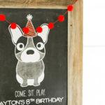 Pet Adoption Birthday Party on Kara's Party Ideas | KarasPartyIdeas.com (1)