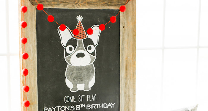 Pet Adoption Birthday Party on Kara's Party Ideas | KarasPartyIdeas.com (1)