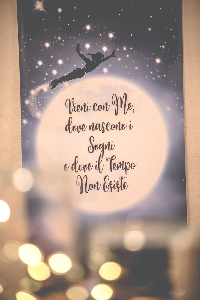 Signage from a Peter Pan Neverland Party on Kara's Party Ideas | KarasPartyIdeas.com (16)