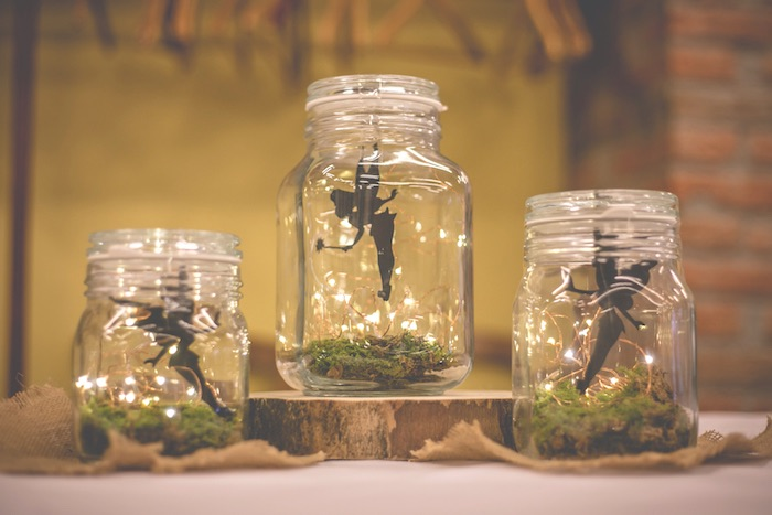 Peter Pan Neverland Party on Kara's Party Ideas | KarasPartyIdeas.com (12)