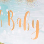 Rustic Glam Baby Shower on Kara's Party Ideas | KarasPartyIdeas.com (2)