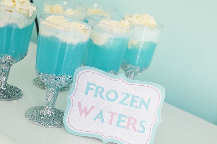 Shimmering Frozen Birthday Party on Kara's Party Ideas | KarasPartyIdeas.com (29)