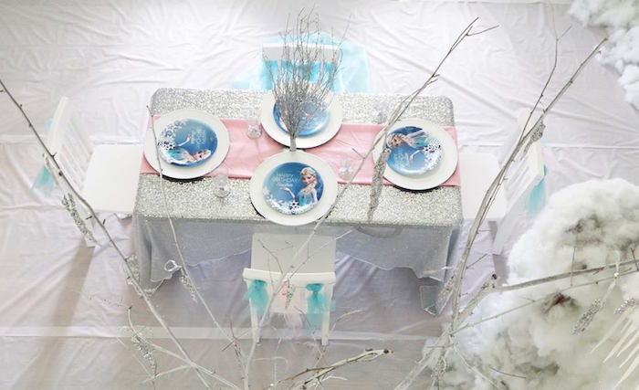 Shimmering Frozen Birthday Party on Kara's Party Ideas | KarasPartyIdeas.com (25)