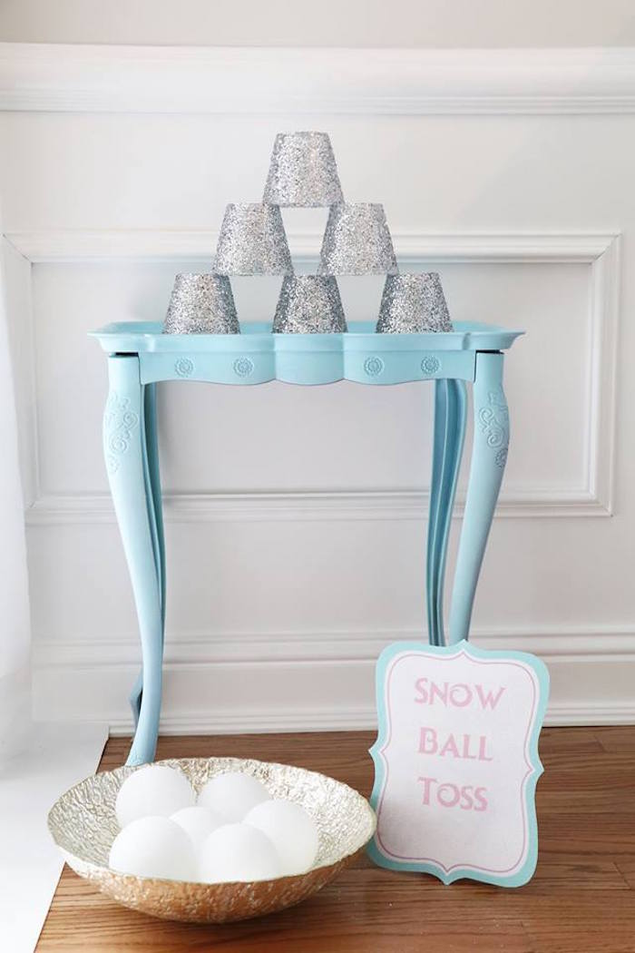 Shimmering Frozen Birthday Party on Kara's Party Ideas | KarasPartyIdeas.com (23)