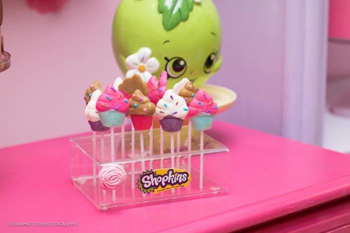 Shopkins cake pops form a Shopkins Birthday Party on Kara's Party Ideas | KarasPartyIdeas.com (27)