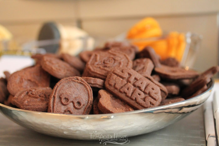 Star Wars Character Cookies from a Star Wars Birthday Party on Kara's Party Ideas | KarasPartyIdeas.com (30)