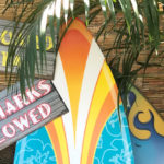 Surf's Up Birthday Party on Kara's Party Ideas | KarasPartyIdeas.com (2)
