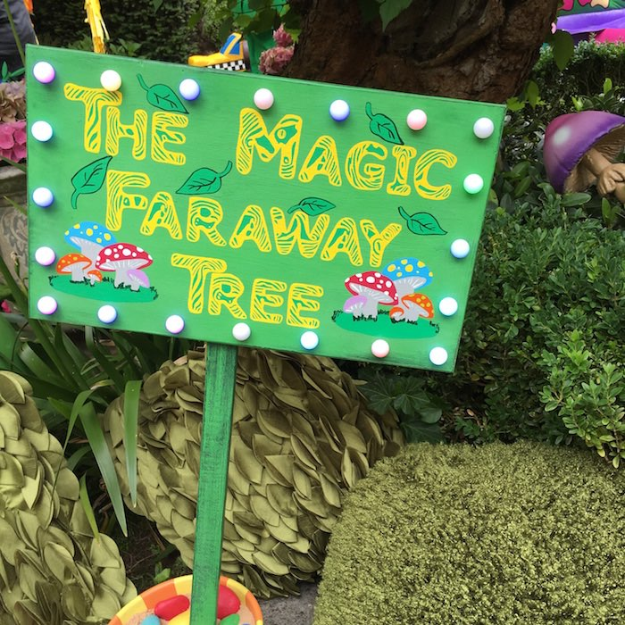 Signage from a Woodland Fairy Birthday Party on Kara's Party Ideas | KarasPartyIdeas.com (4)