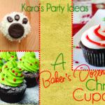 A Baker's Dozen Christmas Cupcakes from Kara's Party Ideas