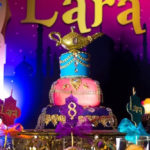 Arabian Nights Birthday Party on Kara's Party Ideas | KarasPartyIdeas.com (1)
