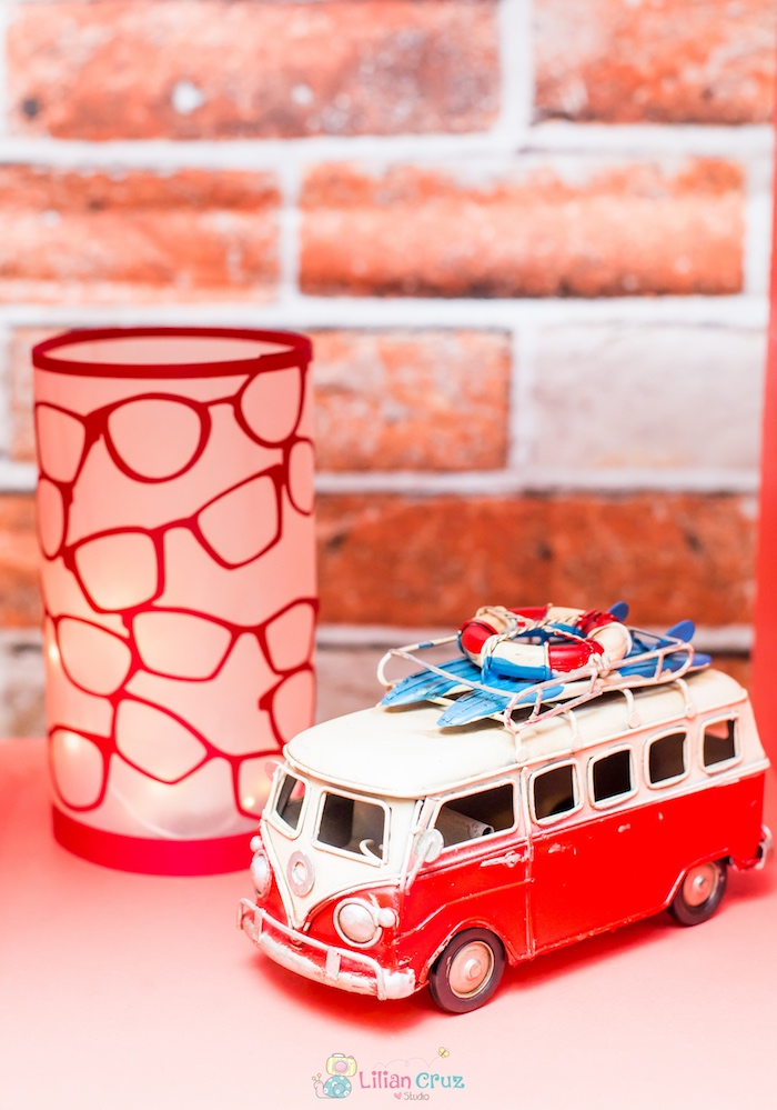 Decor from a Brazilian Road Trip Inspired Party on Kara's Party Ideas | KarasPartyIdeas.com (12)