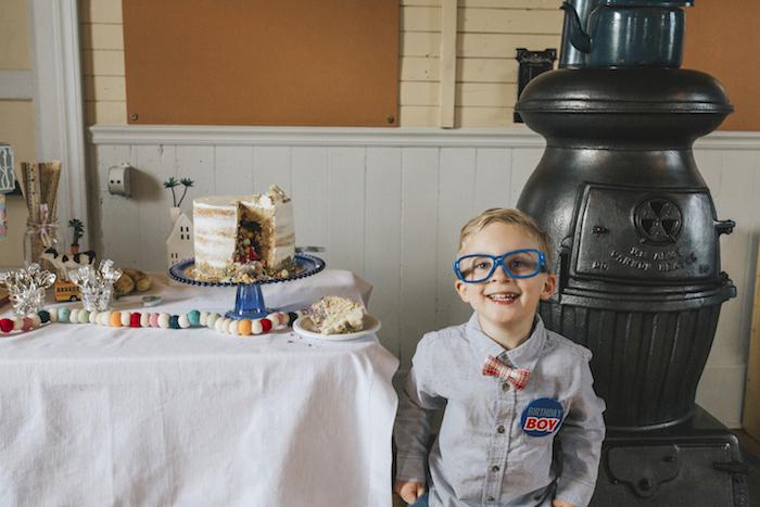 "Dr. Seuss Inspired ""Wacky Wednesday"" Birthday Party on Kara's Party Ideas | KarasPartyIdeas.com (6)"