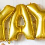 Easy DIY Sparkly New Year's Eve Party on Kara's Party Ideas | KarasPartyIdeas.com (1)
