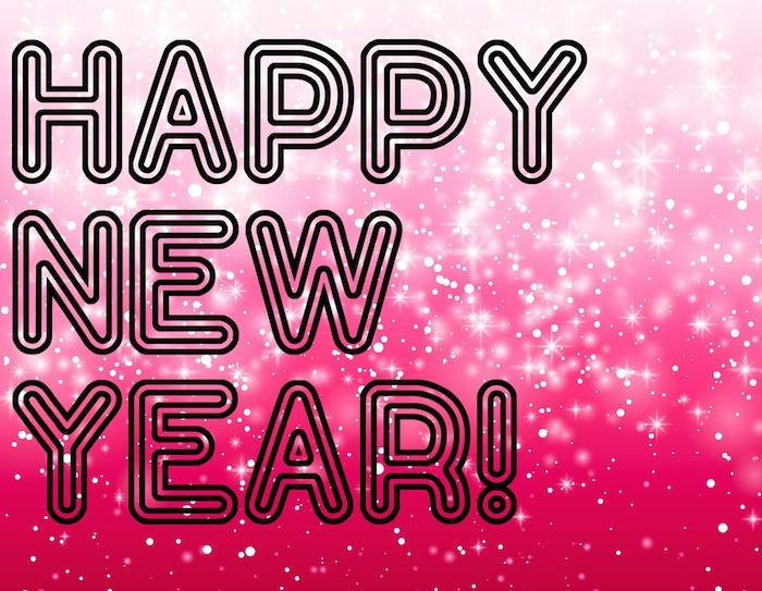 Kara\'s Party Ideas New Year\'s Eve Disco Party! FREE NYE Printables ...