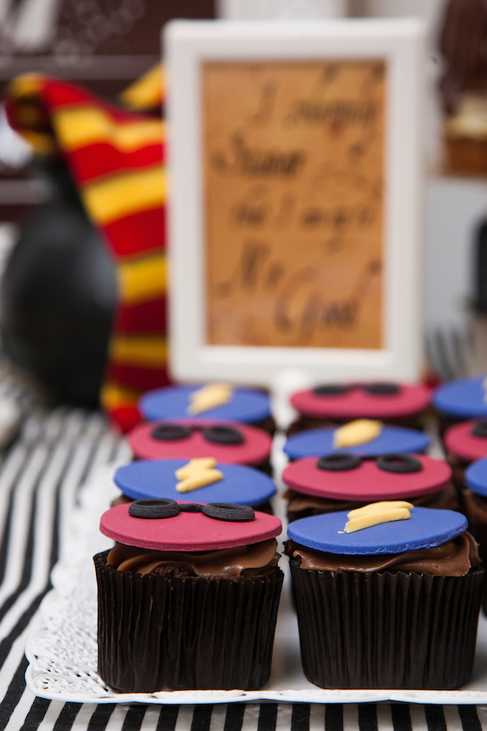 Harry Potter Baby Shower On Karau0027s Party Ideas | KarasPartyIdeas.com (10)