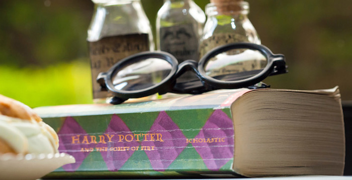 Harry Potter Baby Shower on Kara's Party Ideas | KarasPartyIdeas.com (1)