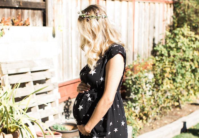 Holiday Boho Baby Shower on Kara's Party Ideas | KarasPartyIdeas.com (10)