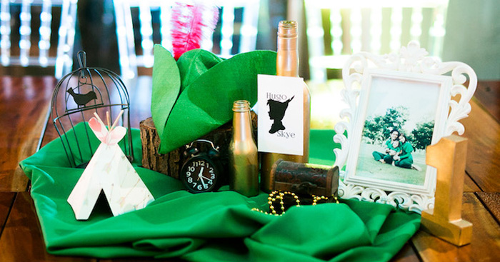Magical Neverland Birthday Party on Kara's Party Ideas | KarasPartyIdeas.com (3)