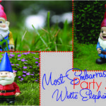 Most Embarrassing Party Stories: White Elephant Gift via Kara's Party Ideas