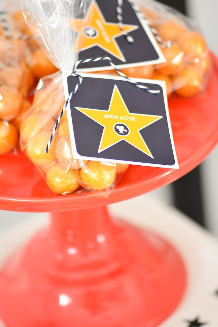 Movie Night Party with FREE Printables!