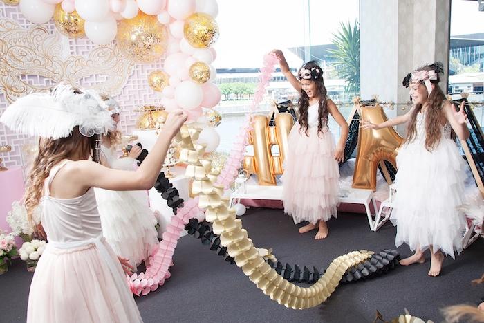 NYE Masquerade Slumber Party on Kara's Party Ideas | KarasPartyIdeas.com (6)
