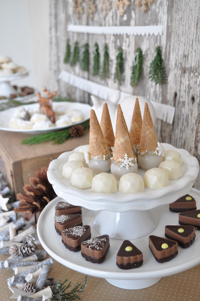 Nordic Winter Cookie Decorating Party on Kara's Party Ideas | KarasPartyIdeas.com (18)